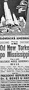 Za Slovákmi od New Yorku po Mississippi (1936)
