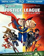 Liga spravedlivých: Krize na dvou Zemích (2010)