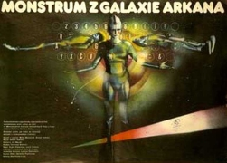 Monstrum z galaxie Arkana (1981)