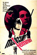 Masculin, féminin: 15 faits précis (1966)