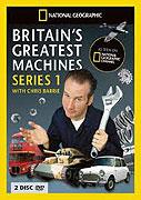 Nejbáječnější britské stroje (2009)