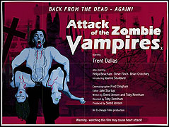Attack of the Zombie Vampires (2008)