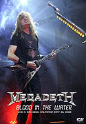 Megadeth Blood in the Water: Live in San Diego (2009)