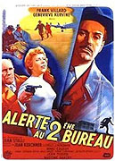 Alerte au deuxième bureau (1956)