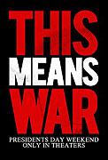 Tohle je válka! (2012)