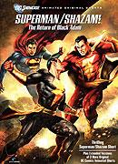 Superman/Shazam!: Návrat černého Adama (2010)