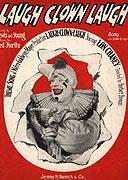 Směj se paňáco (1928)