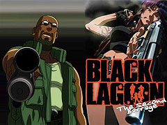 Black Lagoon: The Second Barrage (2006)