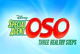 Superagent Oso: Tři zdravé kroky (2011)