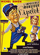 Impossible Monsieur Pipelet, L' (1955)