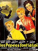 Pépées font la loi, Les (1954)