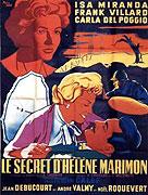 Secret d'Hélène Marimon, Le (1954)