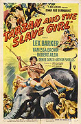 Tarzan and the Slave Girl (1950)