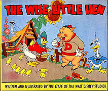 Wise Little Hen, The (1934)