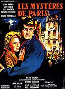 Tajnosti Paříže (1962)