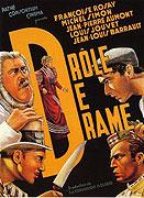 Drôle de drame ou L'étrange aventure de Docteur Molyneux (1937)