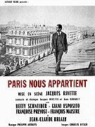 Paříž patří nám (1960)