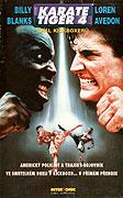 Karate tiger 4: Král kickboxerů (1990)