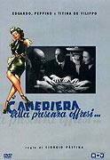 Cameriera bella presenza offresi... (1951)