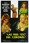 Trois etc. du colonel, Les (1960)