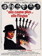 Elle cause plus, elle flingue (1972)