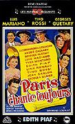 Paris chante toujours! (1951)