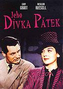 Jeho dívka Pátek (1940)