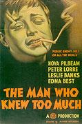 Muž, který věděl příliš mnoho (1934)