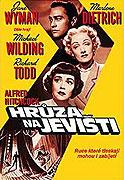 Hrůza na jevišti (1950)