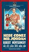 Záhadný pan Jordan (1941)