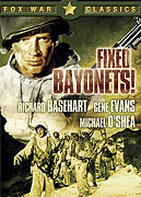 Fixed Bayonets (1951)