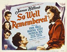 Jak vzpomínáme (1947)