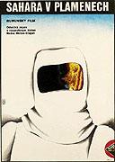 Sahara v plamenech (1976)