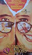 Milostná dobrodružství aneb Manželské prázdniny (1986)