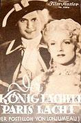 Postilion z Lonjumeau (1936)