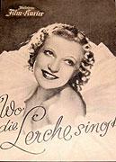 Kde skřivánek zpívá (1936)