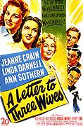 Dopis třem manželkám (1949)
