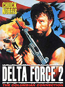 Delta Force 2: Kolumbijská spojka (1990)