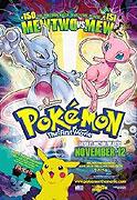 Pokémon: První film (1998)