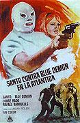 "El Santo bojuje proti Blue Démonovi na Atlantidě<span class=""name-source"">(festivalový název)</span> (1969)"