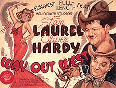 Na divokém západě (1937)