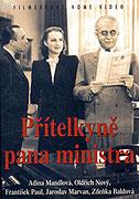 Přítelkyně pana ministra (1940)