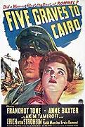 Pět hrobů u Káhiry (1943)