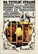 Na titulní straně (1974)