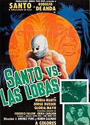 "El Santo bojuje proti vlkodlačím ženám<span class=""name-source"">(festivalový název)</span> (1976)"