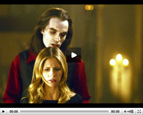 Buffy, přemožitelka upírů - 01x05 - Nikdy nezabíjej kluka na prvním rande