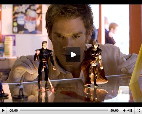 Dexter - 01x11 - S pravdou ven