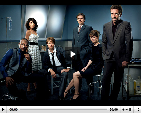 Dr. House - 06x03 - Epic Fail