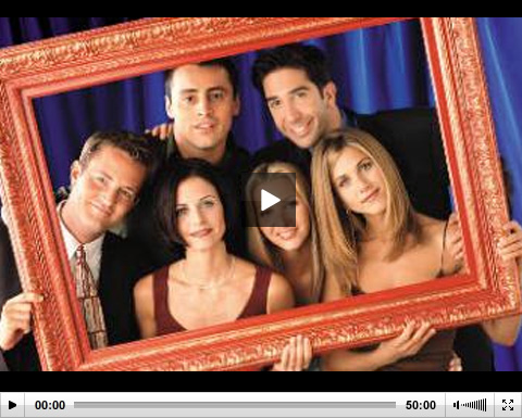 Přátelé - 08x12 - Jak Joey randil s Rachel