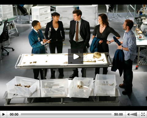 Sběratelé kostí - 01x06 - Mumie ve zdi